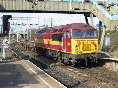 2003-10-15 - Birmingham, Walsall and Wolverhampton
