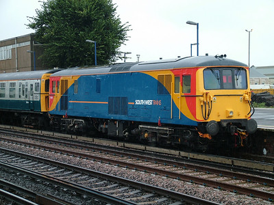 South West Trains - Misc stock