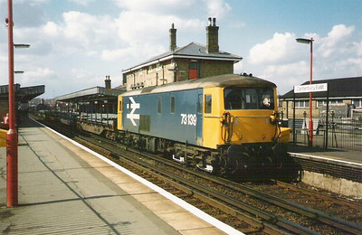 Canterbury East (1987)