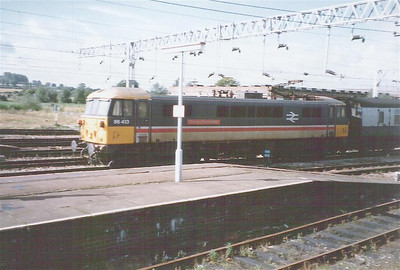 86413 at Stafford, Sep 1987 - Gavin Judd image used with permission