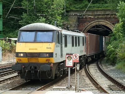 2006-08-01 - London to Ipswich