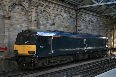 92018 - Caledonian Sleeper