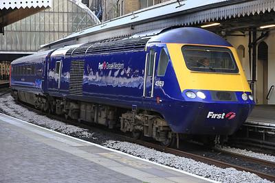 FGW 43159, London Paddington, 14.45 to Swansea - 15/03/14.