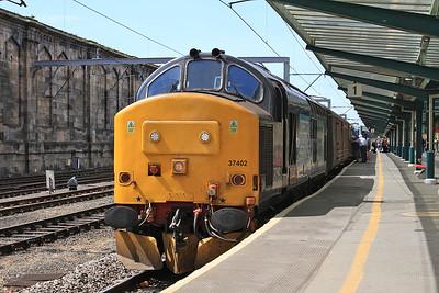 37402, Carlisle, 2C34 14.35 to Barrow - 12/06/15.