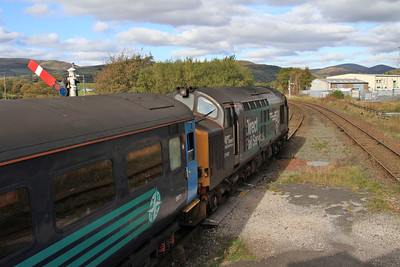37423 dep Foxfield, 2C45 11.38 Barrow-Carlisle - 17/10/15.
