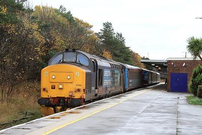 37402, Barrow, 2C45 11.38 to Carlisle - 07/11/15.
