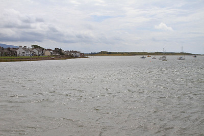 Ravenglass estuary view - 31/07/15.