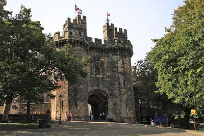 I've just discovered Lancaster castle ! - 08/08/15.