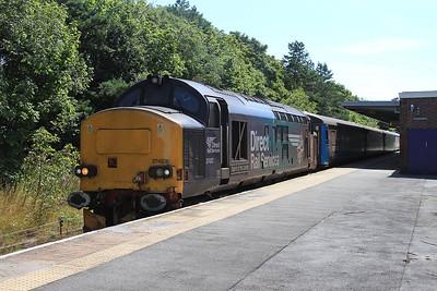 37423, Barrow, 2C45 11.38 to Carlisle - 08/08/15.