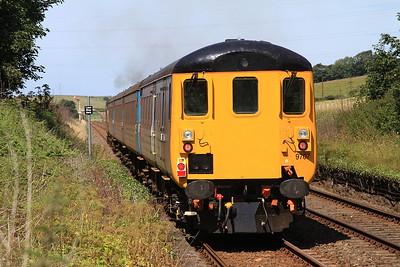 37423 powers away from Silecroft, 2C45 11.38 Barrow-Carlisle - 08/08/15.
