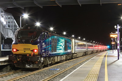 68009, Oxford Parkway, 1Y75 19.29 to Marylebone - 16/12/15.
