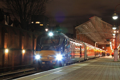 68008, Marylebone, 1K50 17.15 to Kidderminster - 16/12/15.