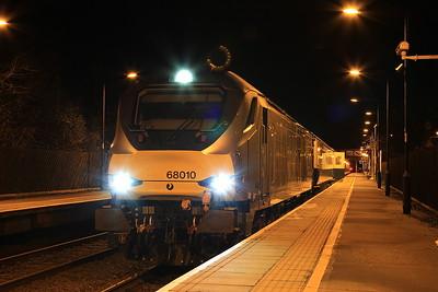 68010, Haddenham & Thame Parkway, 1U50 17.21 Marylebone-Banbury - 16/12/15.