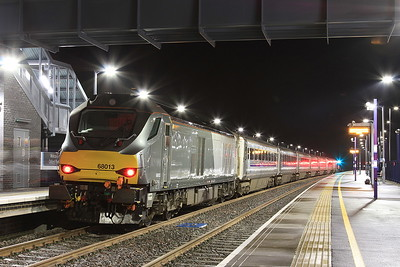 68013, Oxford Parkway, 1Y75 19.29 to Marylebone - 17/12/15.