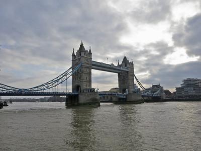 Tower Bridge - 14/12/15.