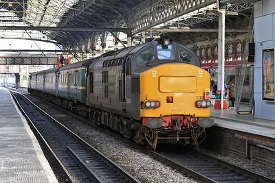 37259 (37423 front), Preston, on rear of 2C47 10.04 to Barrow