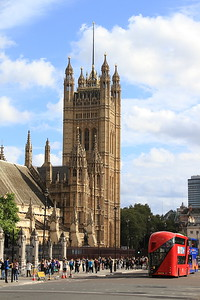 Palace of Westminster - 21/08/16.