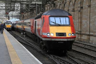 43302 arr Edinburgh Waverley, 1S16 12.00 Kings Cross-Inverness - 22/04/16.