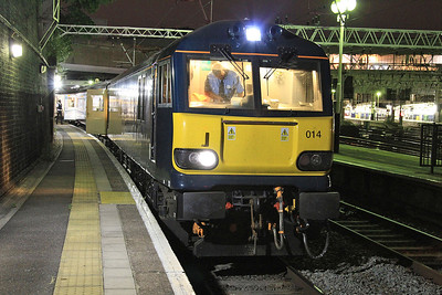 92014, London Euston 1S26 23.50 to Glasgow / Edinburgh - 07/07/16.