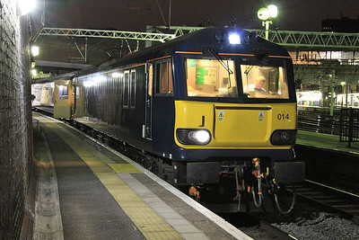 92014 on 1S26, 7th July 2016