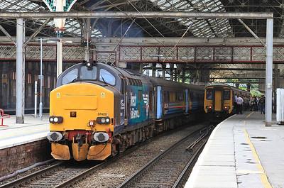 37423, Preston, 2C47 10.04 to Barrow - 05/07/16.