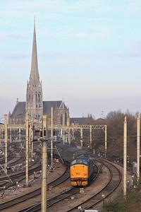 37716 (37423 front), dep Preston, on rear of 2C47 10.04 to Barrow - 12/02/16.