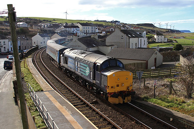 Cumbrian 37's - 2 day bash with 37401 & 37425, 4th-5th March 2016