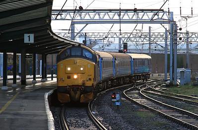 37401 arr Carlisle , 2C33 05.46 ex Barrow - 19/11/16.