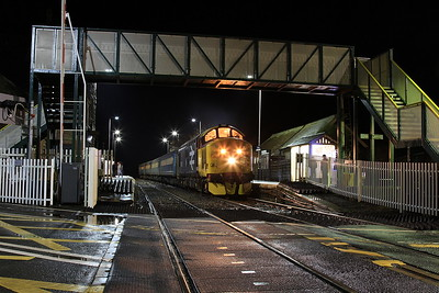 Cumbrian 37's - 2 day bash with 37401 & 37403, 18th-19th November 2016