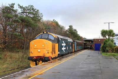 37403, Barrow, 2C49 11.40 to Carlisle - 18/11/16.