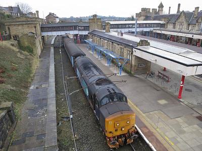 37409, Lancaster, 2C31 17.31 to Barrow - 12/03/16.