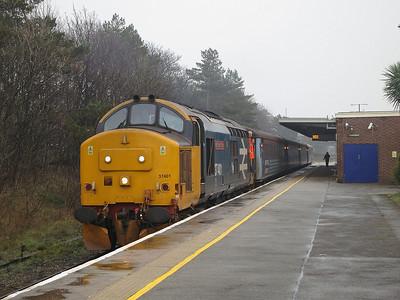 37401, Barrow, 2C45 11.38 to Carlisle - 12/03/16.