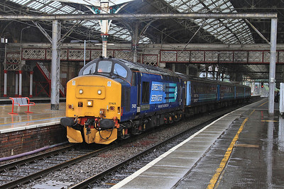37425, Preston, 2C47 10.04 to Barrow - 13/06/16.