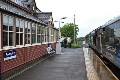 37423, Ravenglass, 2C41 14.37 Barrow-Carlisle - 15/07/16.