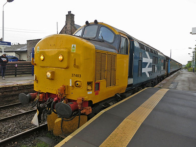37403, Bootle, 2C45 11.38 Barrow-Carlisle - 15/10/16.