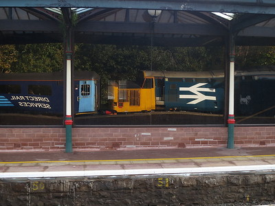 Reflections at Ulverston - 15/10/16.