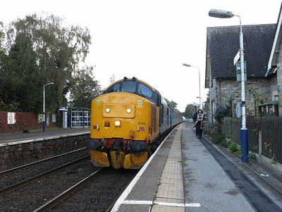 37402, Silverdale, 2C31 17.31 Lancaster-Barrow - 15/10/16.