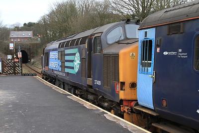 37409, Corkickle, 2C40 08.42 Carlisle-Barrow - 19/03/16.