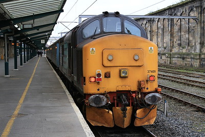 37409, Carlisle, 2C40 08.42 to Barrow - 19/03/16.