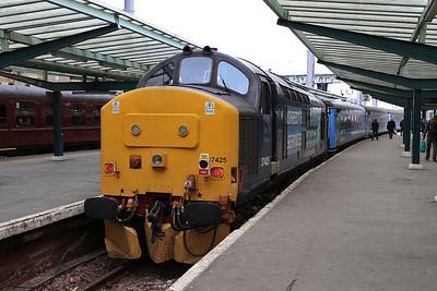 37425, Carlisle (Bay platform), 2C48 11.56 to Lancaster - 19/03/16.