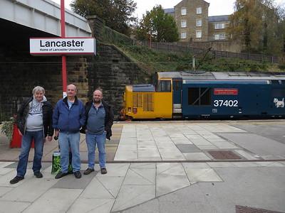 Prestonians at Lancaster - 22/10/16.
