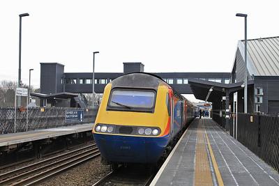43082, East Midlands Parkway, 1D12 08.15 St.Pancras-Nottingham - 27/02/16.