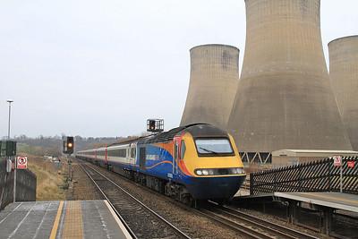 43060 arr East Midlands Parkway, 1B28 07.38 Leeds-St.Pancras - 27/02/16.