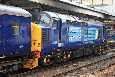 37405, Norwich, on rear of 2P20 12.36 to Great Yarmouth - 19/08/16.