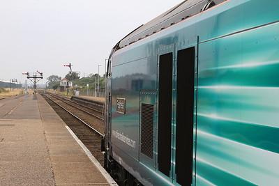 68016, Lowestoft, 2J73 10.57 to Norwich - 19/08/16.