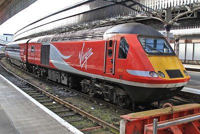 43311, Aberdeen, on rear of 1E15 09.52 to London Kings Cross - 17/09/16.