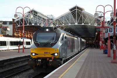 68014, London Marylebone, 1K45 16.15 to Kidderminster - 24/02/17.
