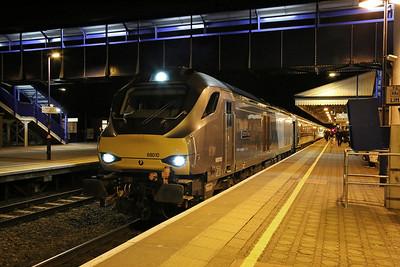 68010, Bicester North, 1N50 17.21 ex London Marylebone - 21/02/17.
