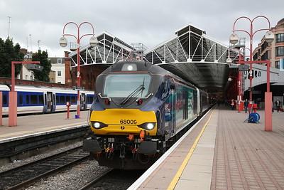 68009, London Marylebone, 1K45 16.15 to Kidderminster - 26/07/17