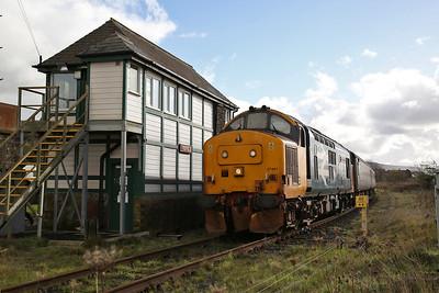 37401, Foxfield, 2C45 11.38 Barrow-Carlisle - 04/11/17